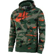 Blusão Nike Sportswear Club Camo Masculino