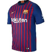 Camisa Nike Barcelona I 2018/2019 Masculino