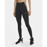 Calça Nike One Tight PP5 Color Block