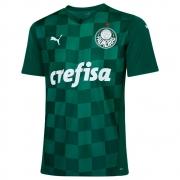 Camisa Puma Palmeiras I 2021 Masculina
