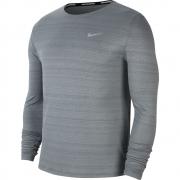 Camiseta Manga Longa Nike Dry Miler Masculina
