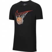 Camiseta Nike Dri-fit Swish Swoosh Masculina