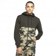 Jaqueta Nike Dri-fit Fleece Camo Masculina