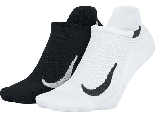 Meia Nike Multiplier Sem Cano - 2 Pares  - Ferron Sport