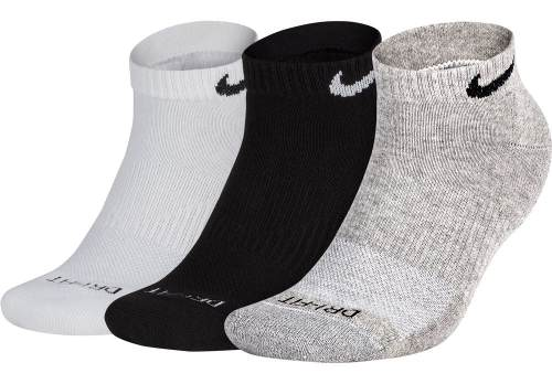 Meia Nike Cotton Cushion Cano Baixo - 3 Pares  - Ferron Sport