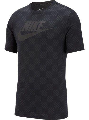 Camiseta Nike Sportswear Xadrez Masculina  - Ferron Sport