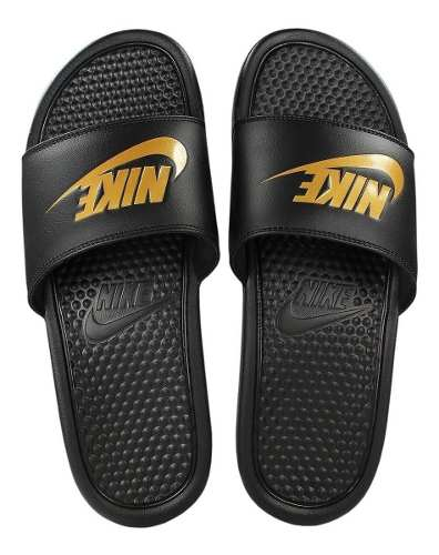 Chinelo Nike Benassi Just Do It Masculino  - Ferron Sport
