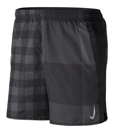 Shorts Nike Challenger 7in Xadrez Masculino  - Ferron Sport