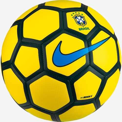 Bola Nike Brasil Menor Futsal  - Ferron Sport