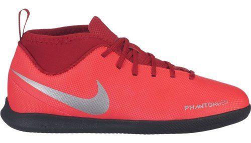 Chuteira Nike Phantom Vision Club Futsal Infantil  - Ferron Sport