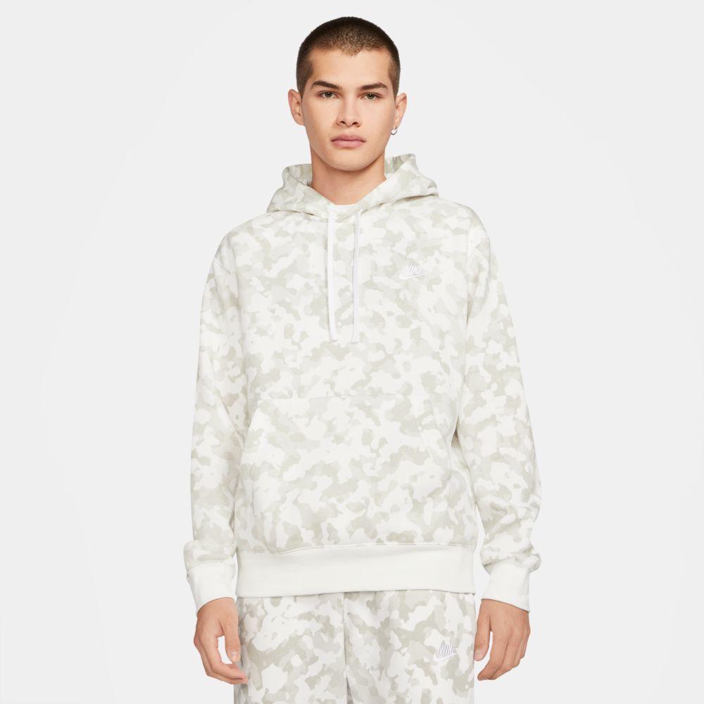 Blusão Nike Sportswear Club Camo Masculino  - Ferron Sport