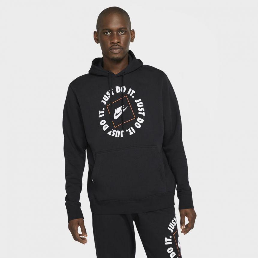 Blusão Nike Sportswear Jdi Fleece Masculino  - Ferron Sport