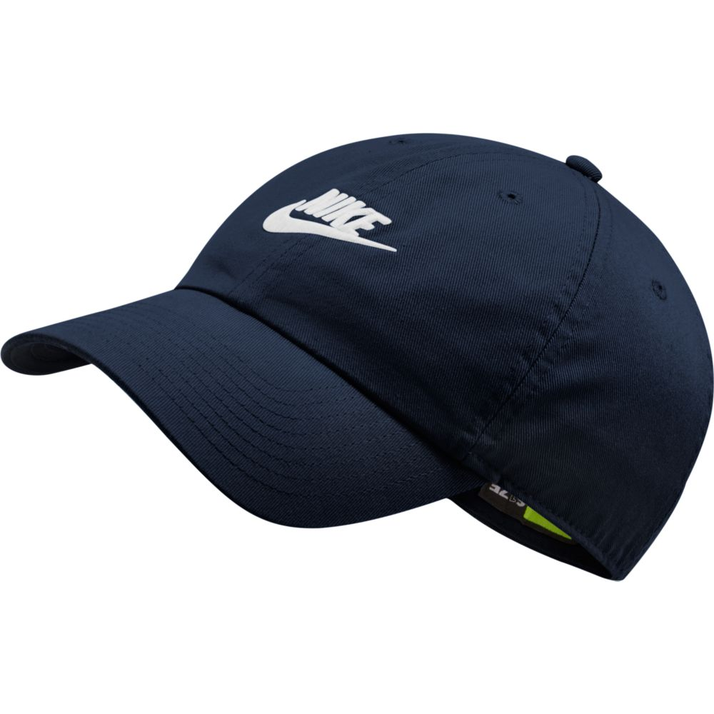 Boné Nike Futura Washed H86 Masculino  - Ferron Sport