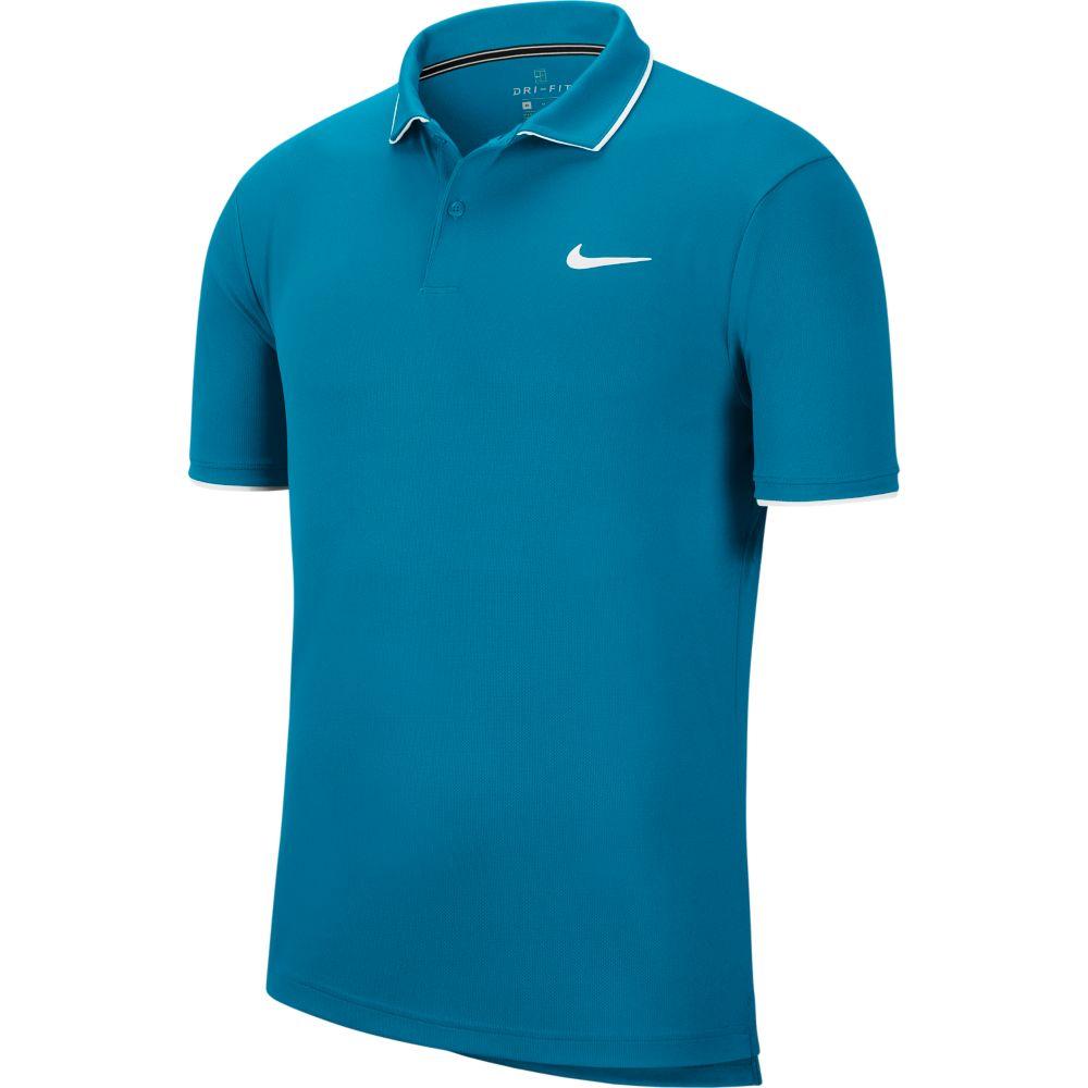 Camisa Polo Nike Court Dry Top Masculina  - Ferron Sport