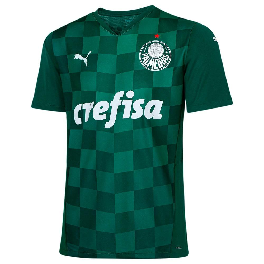 Camisa Puma Palmeiras I 2021 Masculina  - Ferron Sport