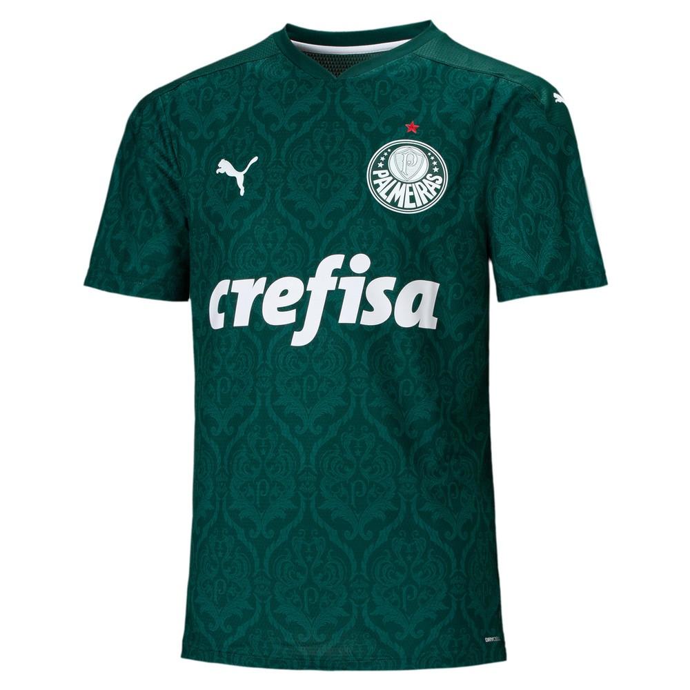 Camisa Puma Palmeiras I Masculina  - Ferron Sport