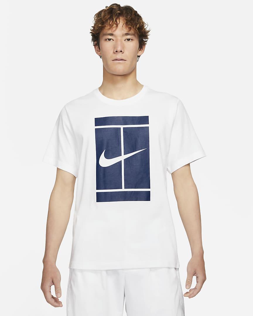 Camiseta Nike Court Graphic Masculina  - Ferron Sport