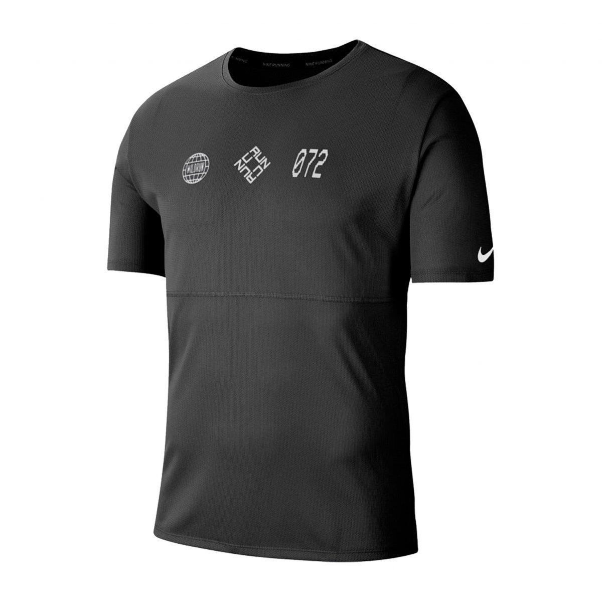 Camiseta Nike Dri-Fit Breathe Run  - Ferron Sport