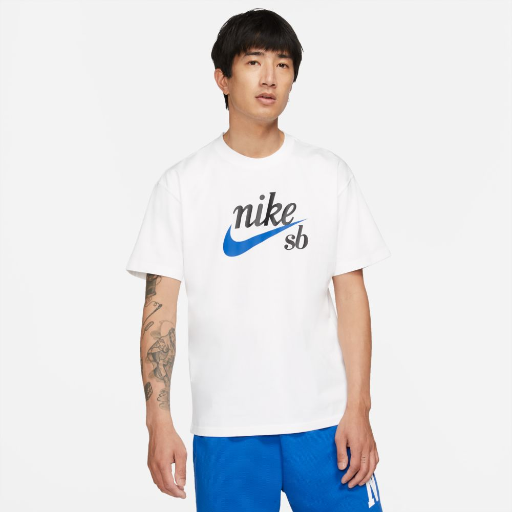 Camiseta Nike Sb Logo Masculina  - Ferron Sport