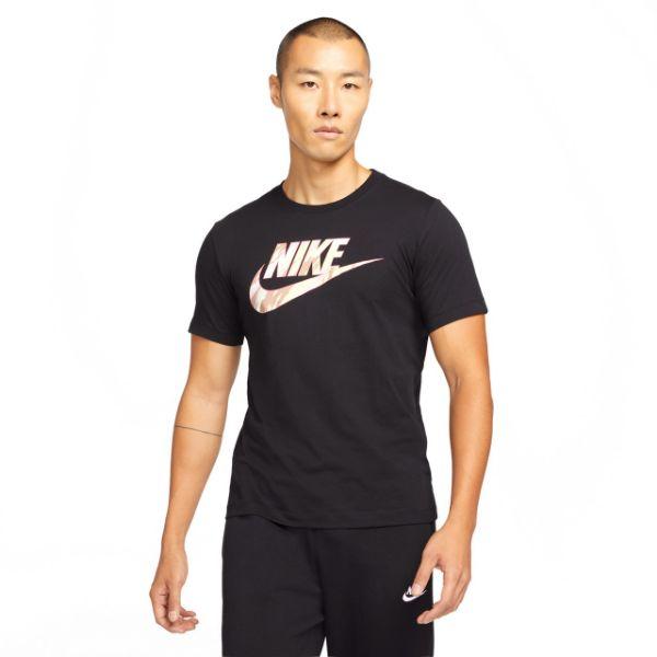 Camiseta Nike Sportswear Brand Mark Camo  - Ferron Sport