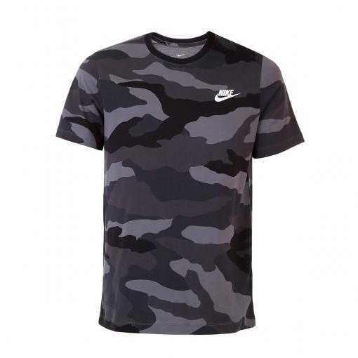 Camiseta Nike Sportswear Camo Masculina  - Ferron Sport