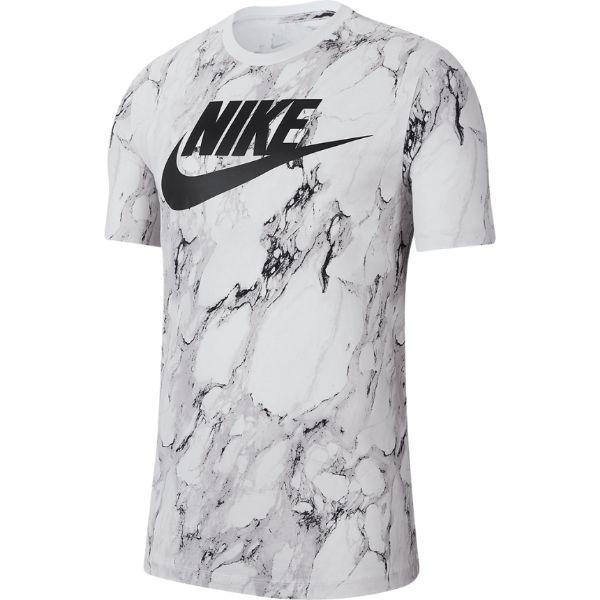 Camiseta Nike Swoosh Marble Masculina  - Ferron Sport