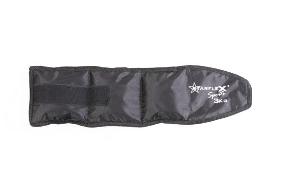 Caneleira Peso Starflex 3kg Unissex - Par  - Ferron Sport
