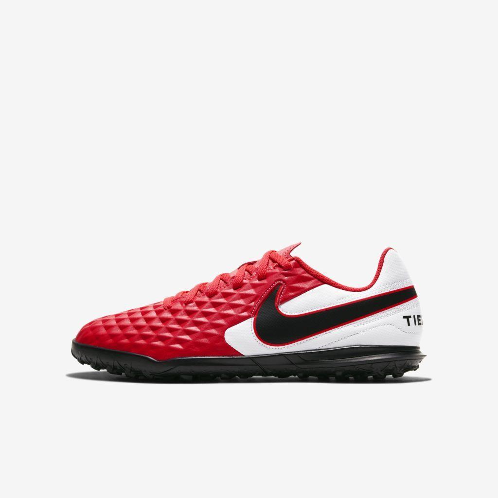 Chuteira Nike Tiempo Legend 8 Club Society Infantil  - Ferron Sport