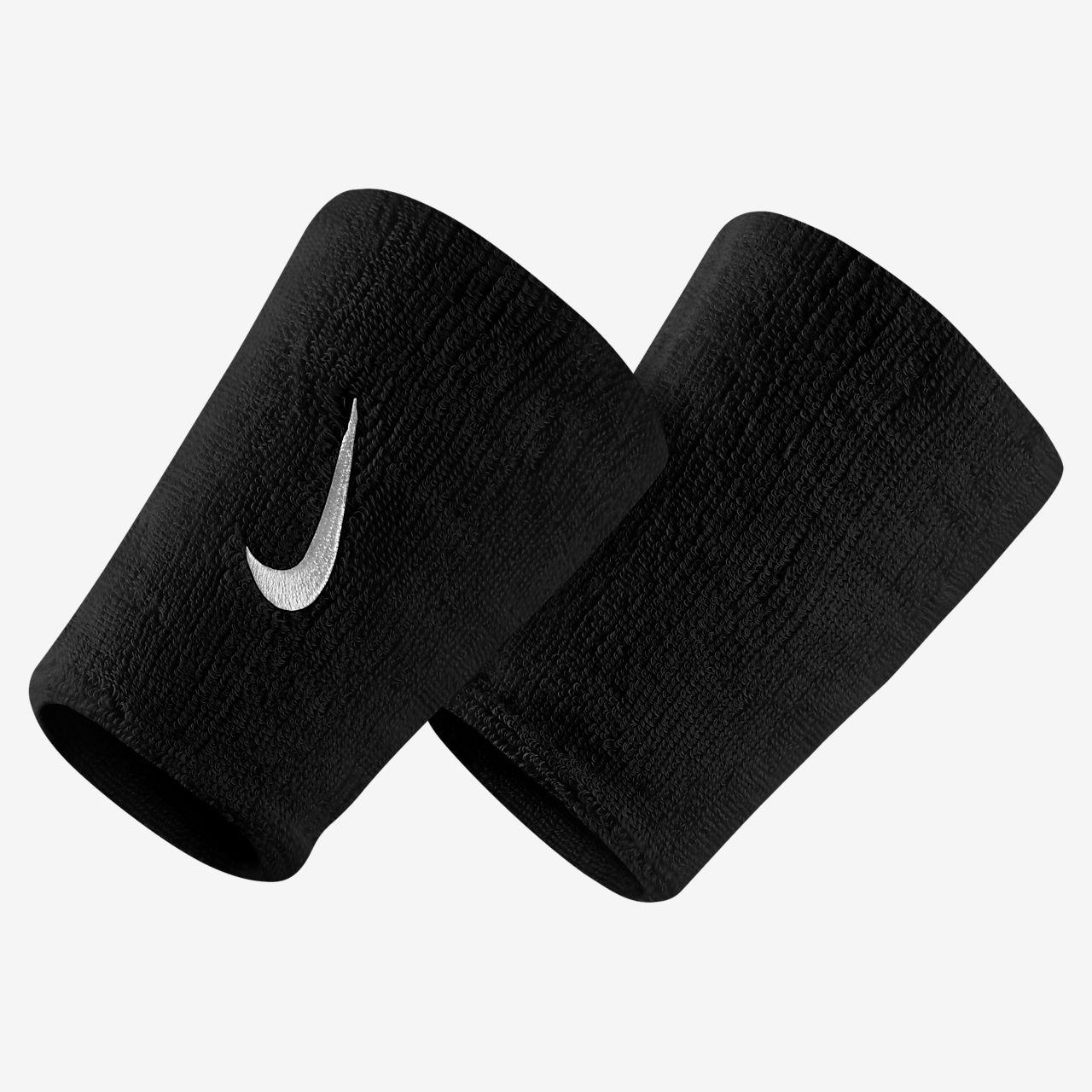 Munhequeira Nike Swoosh Longa - 1 Par  - Ferron Sport