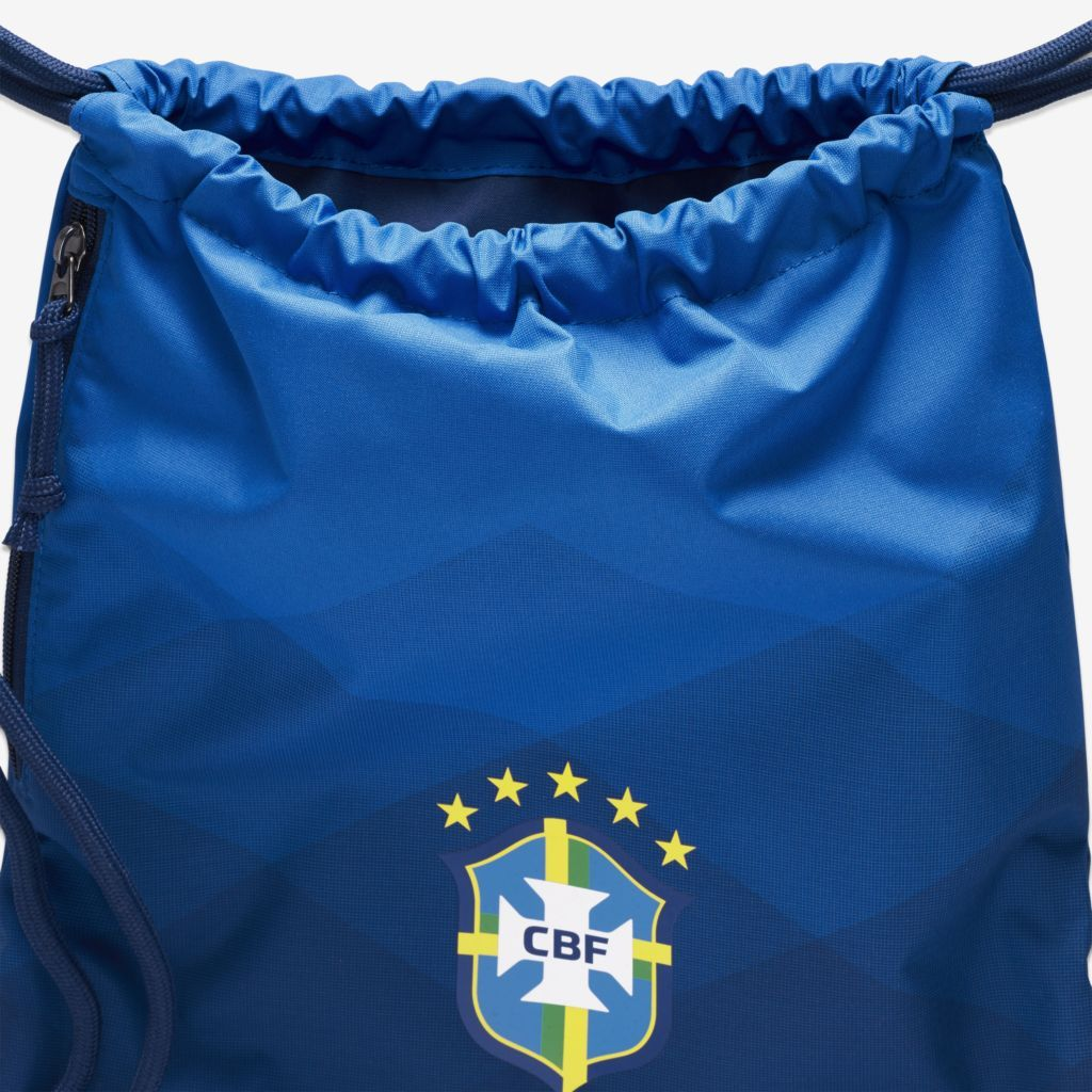 Sacola Nike Brasil Stadium Unissex  - Ferron Sport