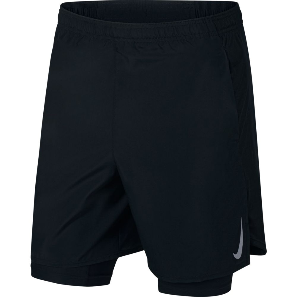 Shorts Nike Challenger 7 2in1 Masculino  - Ferron Sport