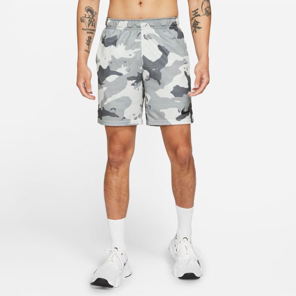 Shorts Nike Dri-Fit Camo 5.0 Masculino  - Ferron Sport