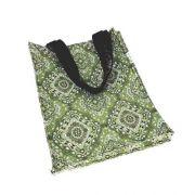 Sacola Retornável e Reutilizável para ir ao Mercado  e feira com modelo moderno tecido impermeável e estampa estilosa