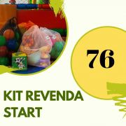 Kit REVENDA START 76 saquinhos