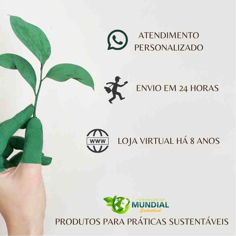 Embalagem Reutilizável e Sustentável Individual