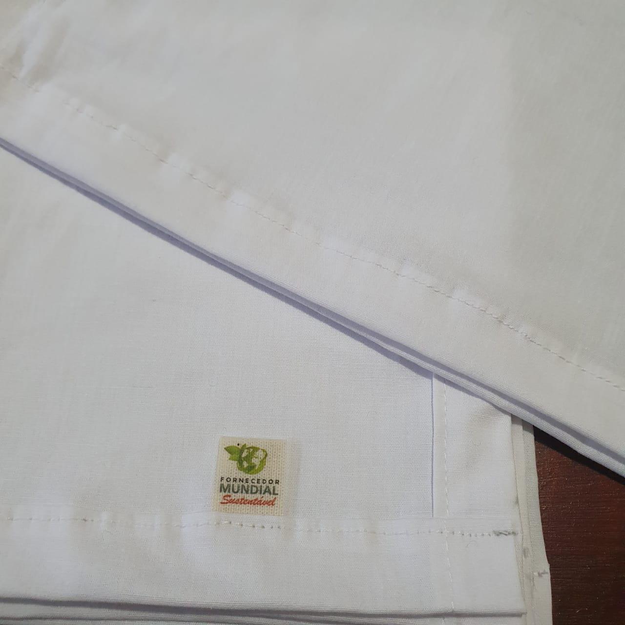Kit com 6 Guardanapos de tecido 100% algodão - utilize no lugar do papel toalha REUTILIZE!
