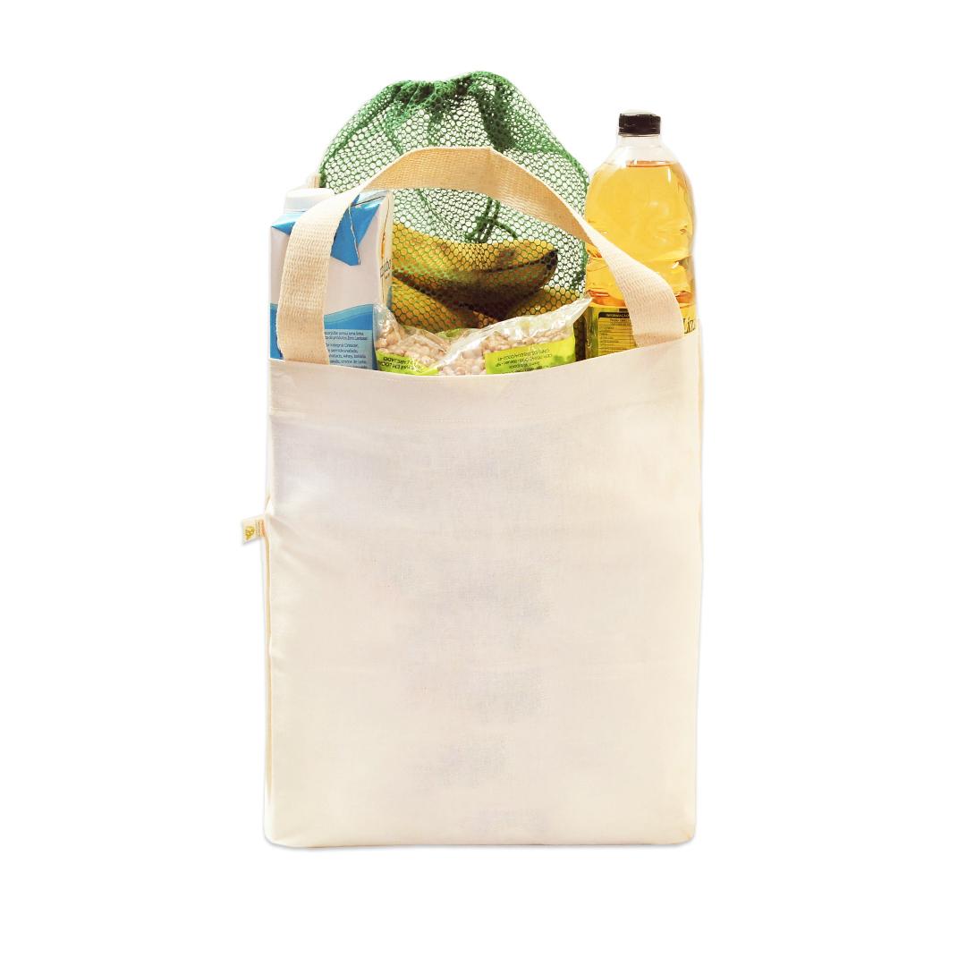 Kit 16 unidades - Saquinhos Reutilizáveis para frutas e organização! BRINDE ECOBAG DE ALGODÃO