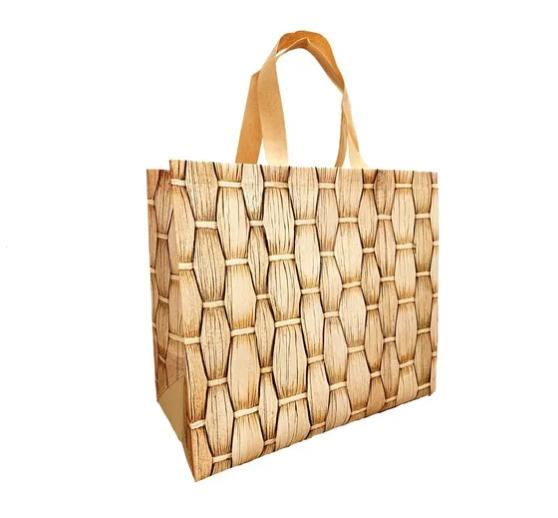 Sacola  retornável  para mercado, feira, não use sacolinha plástica. Estampa linda!