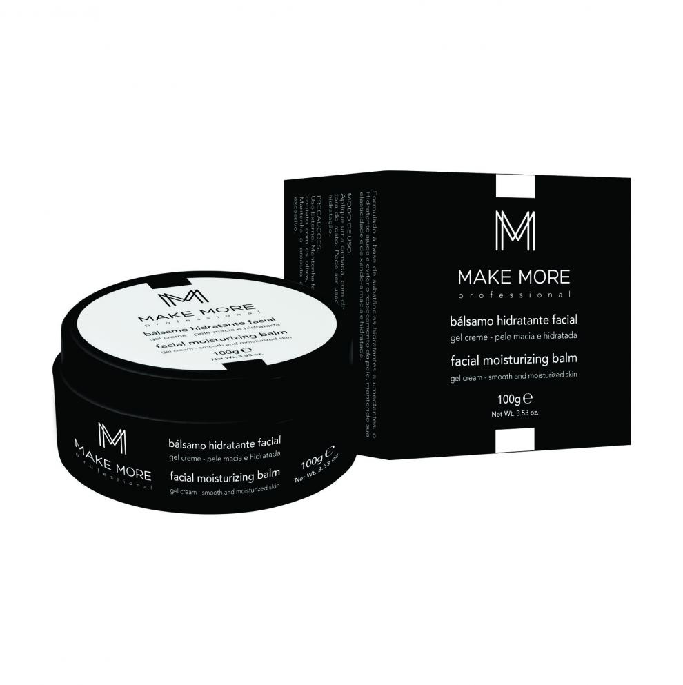 Balsamo Hidratante Facial - Make More 100g