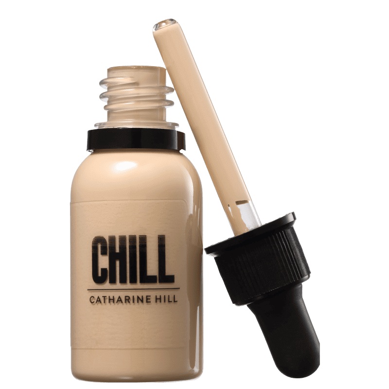 Base Líquida Média Cobertura - CHILL 30 ml - Catharine Hill