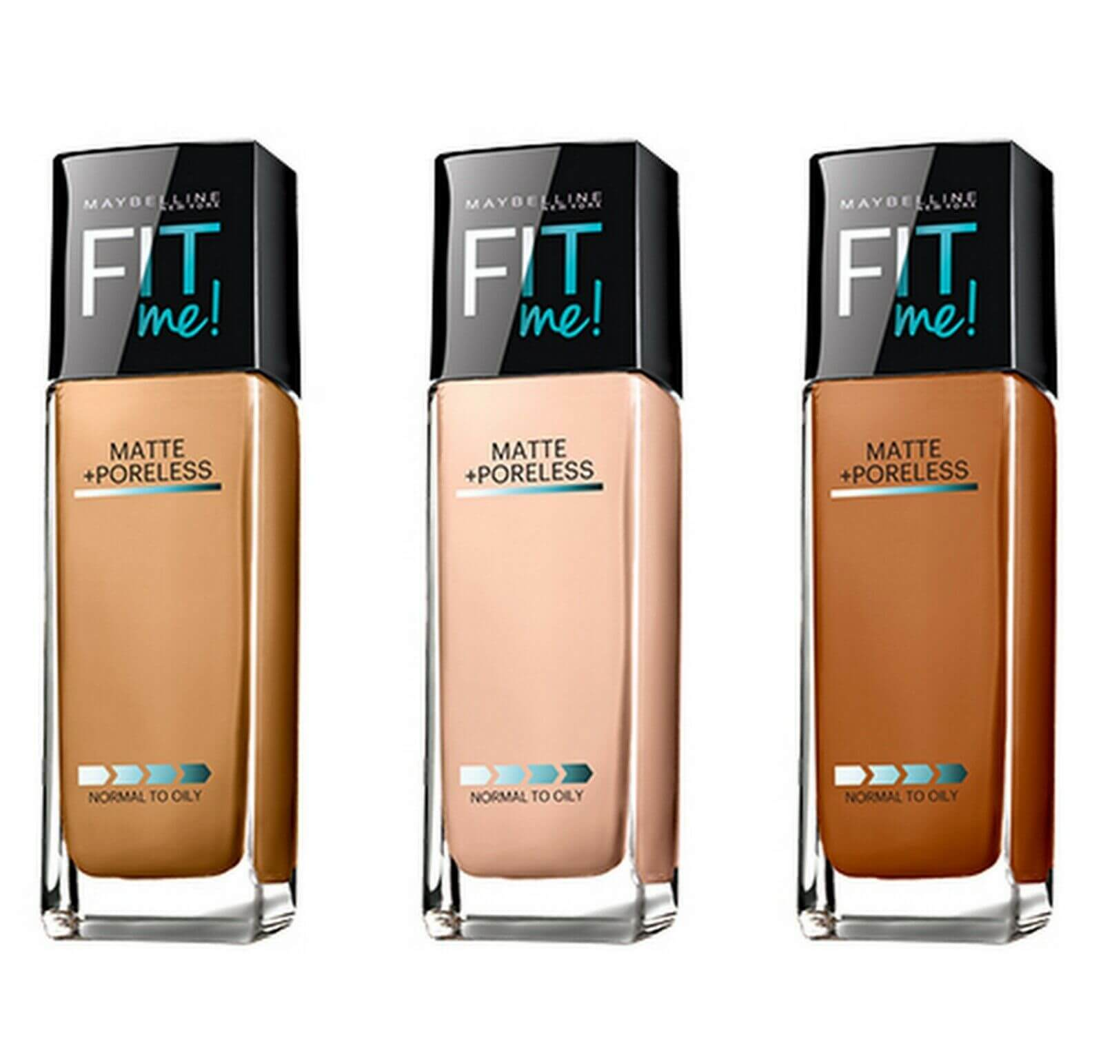 Base Maybelline FIT ME® Matte + Poreless