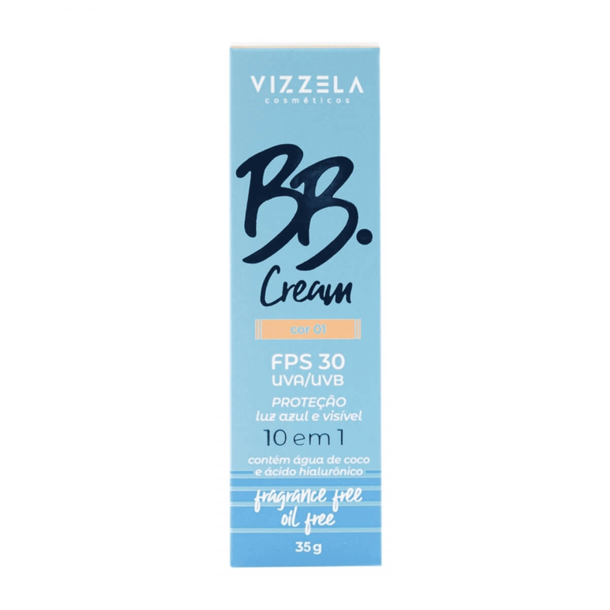 BB Cream FPS30 - Vizzela