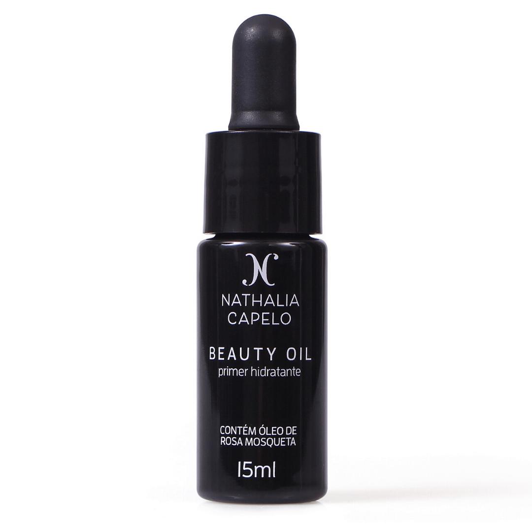 Beauty Oil Primer Hidratante 15ml - Nathalia Capelo