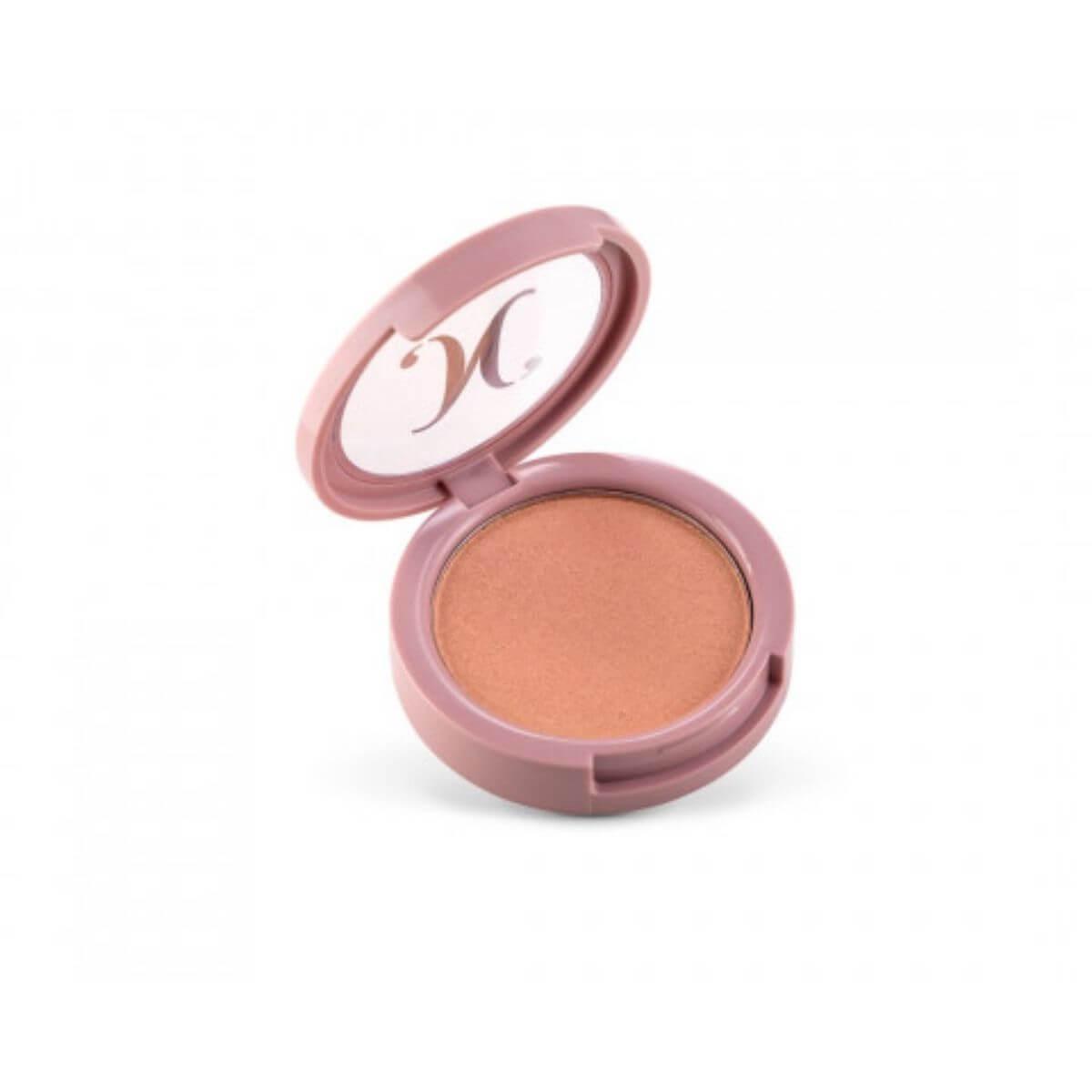 Blush Compacto Cintilante Radiant Peach - Nathalia Capelo