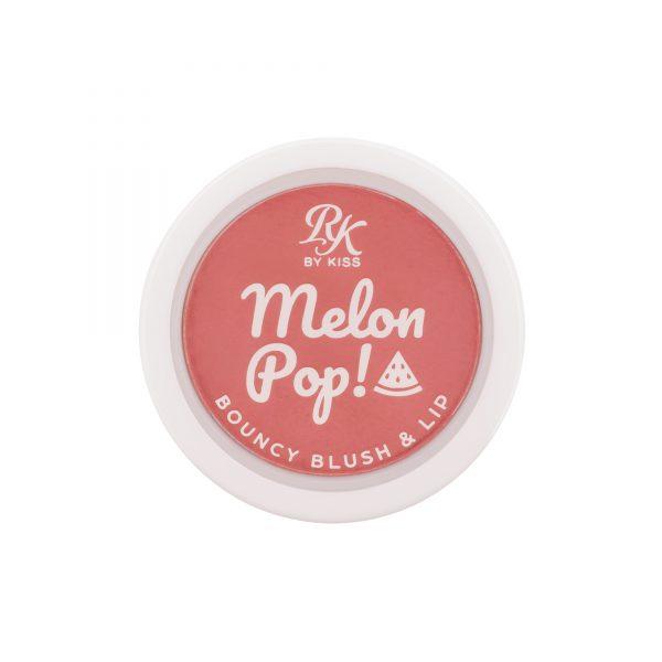 Blush Lip Bouncy Melon Pop - RK By Kiss