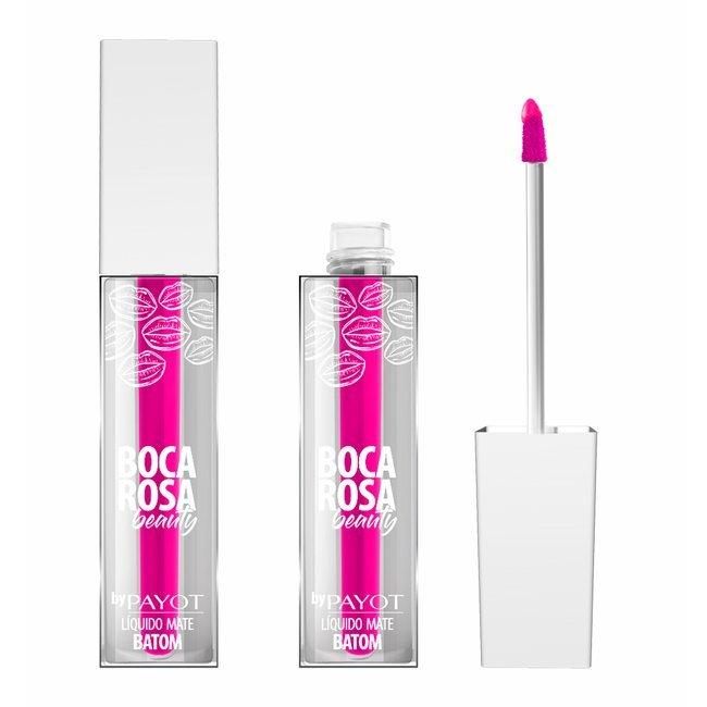 Boca Rosa Beauty Payot Promoção - Batom Líquido Matte 4ml