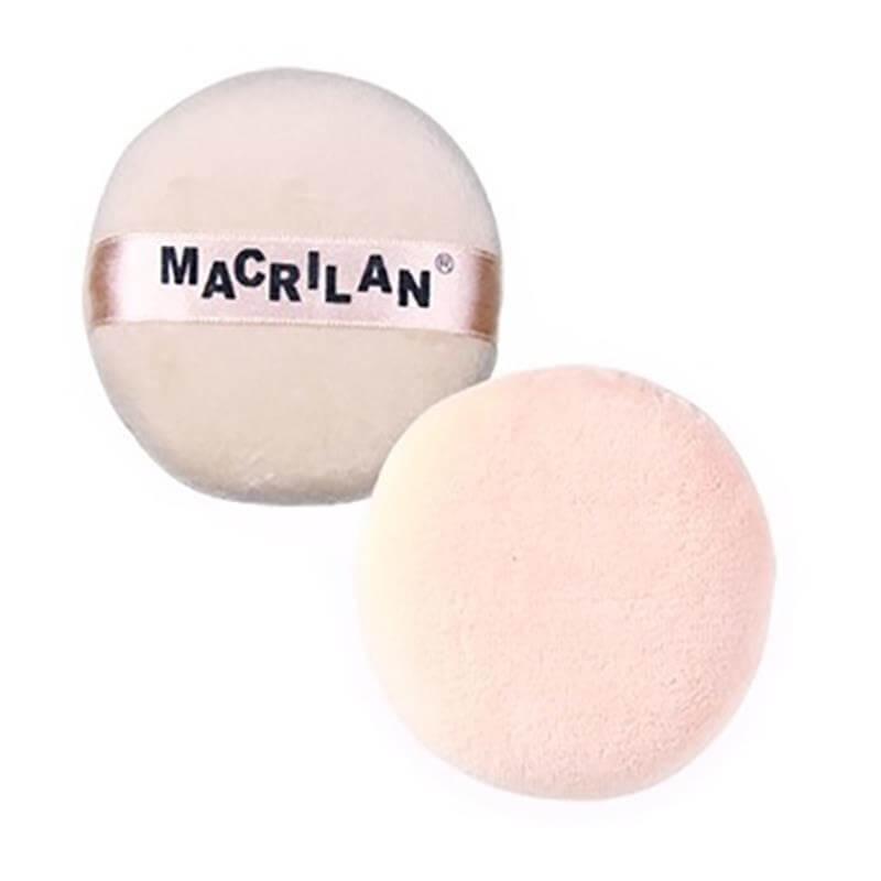 Esponja para Aplicação de Pó Solto - Macrilan