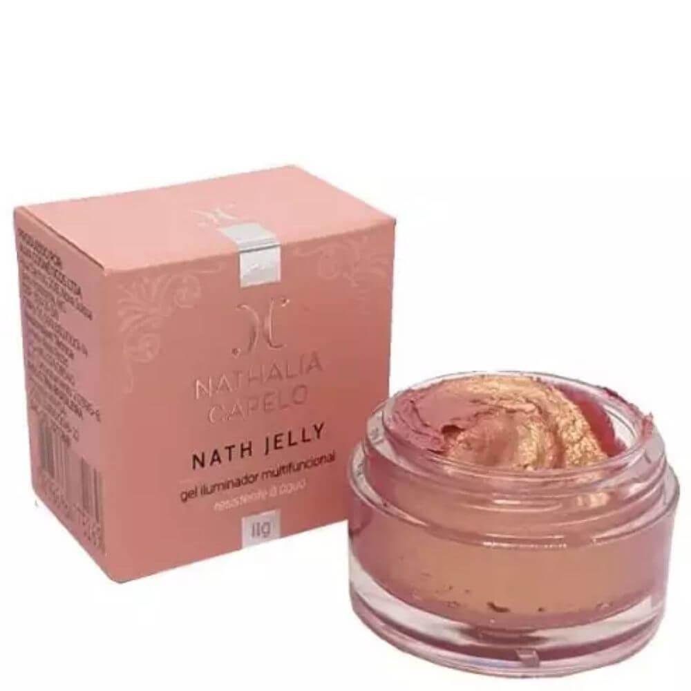 Gel Iluminador Multifuncional Nath Jelly - Nathalia Capelo