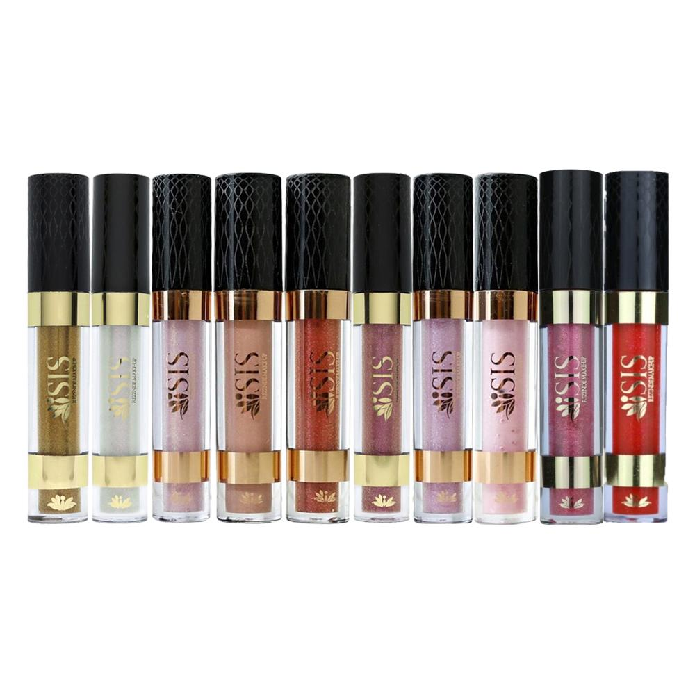 Gloss Isis Rezende Make Up - Cores Variadas