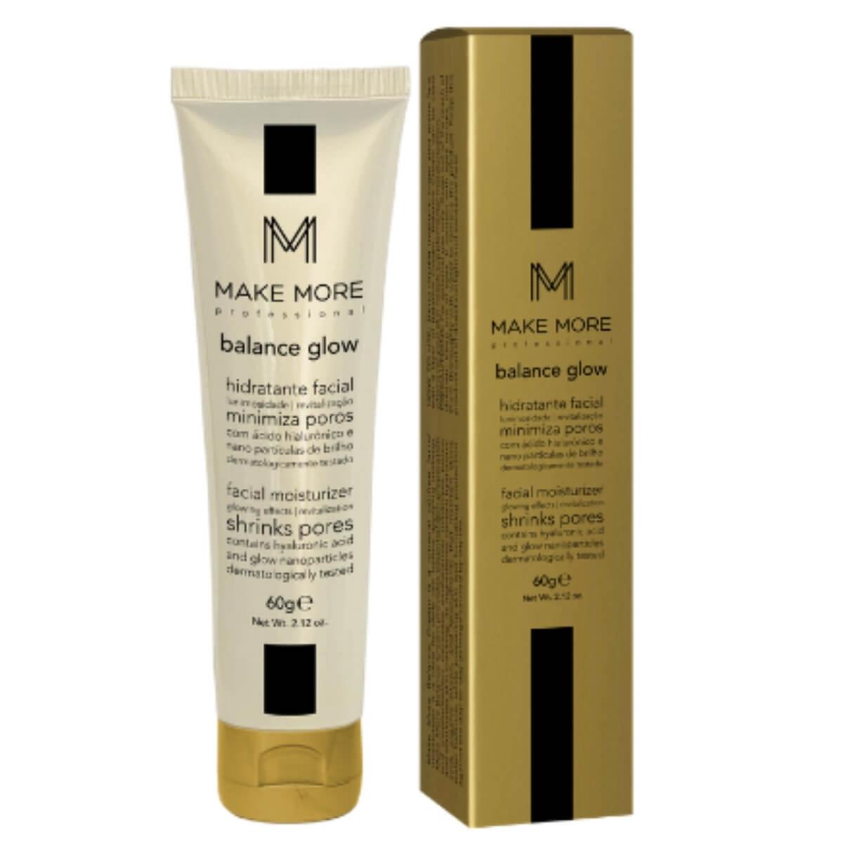Hidratante Facial Balance Glow 60g - Make More